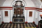 """Cripta de San Miguel de los Reyes  """"un antiguo Monasterio de los Jerónimos"""". Se encuentra a las afueras de la ciudad, en el antiguo camino de Barcelona """"hoy Avinguda de la Constitució""""."""