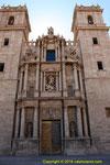 Sede de la  Biblioteca Nacional Valenciana y  de La Academia Valenciana de la Lengua.
