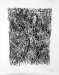 180914, Kohle auf Papier, 150 x 120 cm