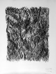 130614, Kohle auf Papier, 150 x 120 cm