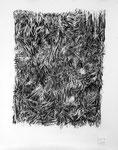 250914, Kohle auf Papier, 150 x 120 cm