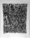 030616, Kohle auf Papier, 150 x 120 cm