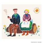 2017 Grandpa & Grandma オリジナル