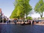 Marktplatz von Heide