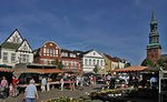 Marktplatz von Tönning