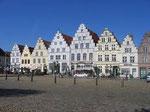 Marktplatz von Friedrichstadt