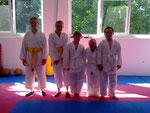 Karate Team Achern für Behinderte 1