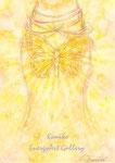 OR さま ご依頼(B5) 本質の絵 < 黄金の蝶 >