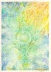 Golden energy - Seed - (B5サイズ パステル) 10/05,2011
