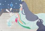 月の宮のかぐや姫