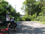 Road Closed, aber der Bauhof räumt für uns den umgestürzten Baum zur Seite