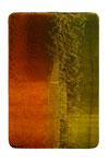 Utopischer Körper 39 2010  Acrylfarbe, Kunststoffsiegel, Ölfarbe auf MDF  30 x 20 cm