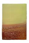 Engramm 93  2012  Acrylfarbe, Kunststoffsiegel, Ölfarbe auf MDF   30 x 20 cm