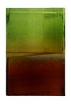 Engramm 75  2010  Acrylfarbe, Kunststoffsiegel, Ölfarbe auf MDF   30 x 20 cm