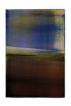Engramm 68  2008   Acrylfarbe, Kunststoffsiegel, Ölfarbe auf MDF  30 x 20 cm
