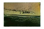 Engramm 79  2011  Acrylfarbe, Kunststoffsiegel, Ölfarbe auf MDF   30 x 20 cm