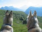 Bergtouren mit interessanten Pausenplätzchen