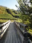 Pont au-dessus du torrent de Vellaz