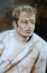 Fred (huile sur toile 61X46 cm), Indisponible