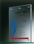 Lexmark: Entwurf und Umsetzung für eine Urkunde