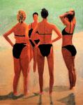 Women on the Beach (2)