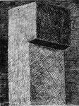 TURM  1999 15 x 10 cm
