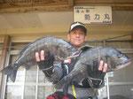 4月6日 多田さん ガバチヌ50.6㎝