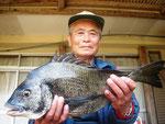 5月6日 西田 珠一さん ガバチヌ50.9㎝