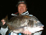 3月11日 磯からフカセ釣り 渡辺さん 53.5㎝・46.5㎝・40㎝