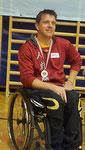 Silbermedaille ÖSTM 2013 Offene Klasse
