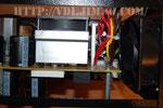 Радиатор и кулер транзисторов