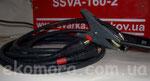 сварочные кабеля сварочного инвертора SSVA-160-2