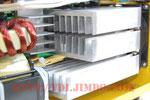 Радиаторы силовых полупроводников