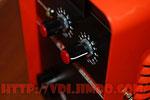 Регуляторы сварочного тока и степени форсажа