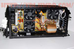SSVA-160 со стороны вентиляторов охлаждения