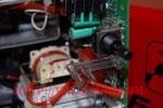 Регулятор сварочного тока и светодиодная индикация