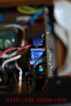 Мелкие радиоэлементы сварочного аппарата