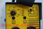 Индикация и регулятор тока.