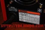 Ввод сетевого провода и технические данные Modern Welding MMA 140