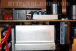Радиатор и конденсаторы сварочного инвертора
