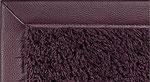 RUGS* Einfassband Glattleder genarbt, Sichtseite