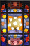 Glasfenster von Fritz Weigner