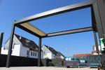 Design-Überdachung Nomo von Pratic in Griesheim