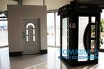 Graute und Klauke Haustüren in unserer Ausstellung in Weiterstadt