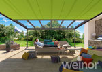 Weinor Terrassenüberdachung Terrazza mit Sottezza
