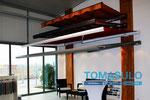 Markisenausstellung bei Tomasulo Modell Topas, Semina und Opal Design