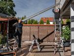 Weinor Terrassenüberdachung in Groß Umstadt