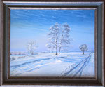 """Winter"" (40x50) 2011"