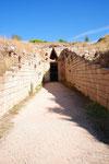 Das Kuppelgrab der Klytaimnestra