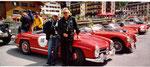 Silvretta Classic Rallye Montafon mit Uwe Brodbeck ... plötzlich war ich Beifahrerin mit lauter Hieroglyphen in einem dickem Roadbook ...